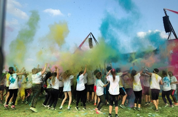 Color Obstacle Rush 5k